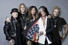 Back in the Saddle: An Aerosmith-Themed Photo Tour