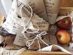The Cheese Shop. on Behance