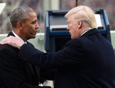 Gossips News Obama Trump