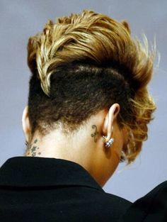 Abgefahrene Hairstyles sind riskant - kurzhaarfrisuren Frauen