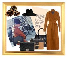 """""""Fall fashion"""" by christina-mos on Polyvore featuring Yves Saint Laurent, MICHAEL Michael Kors, Prada, Chanel and Martin Grant"""