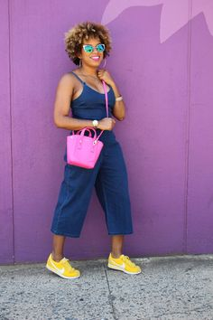Essence Festival Outfits & Hair Featuring Cantu Beauty