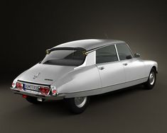 Buy Citroen DS Sedan 1970 by on The model was created on real car base. Citroen Ds, Psa Peugeot Citroen, Automobile, Cabriolet, Automotive Design, Car Car, Old Cars, Motor Car, Concept Cars