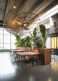 Fosbury and Sons: Co-Working Offices in Antwerp - Gravity Home
