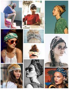 Head scarf. Musaba Kangulu · ACCESSORIES · Šátek do vlasů Flarge cf1b6e8148