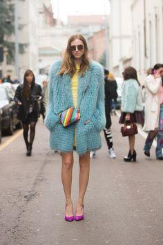 Valentino Bag #streetstyle #style #fashion