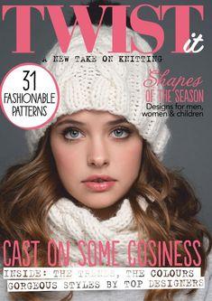 Knitting Books, Crochet Books, Free Knitting, Knitting Ideas, Knit Crochet, Crochet Magazine, Knitting Magazine, Knitting Machine Patterns, Crochet Patterns