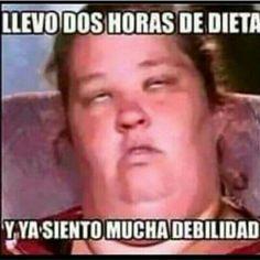 dieta... XD