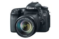 Canon EOS 70D EF-S 18-55MM IS STM KIT 20.2 MP Digital SLR Camera with 18-55mm f/3.5-5.6 Lens