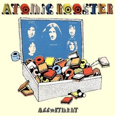 Atomic Rooster - Assortment 1973