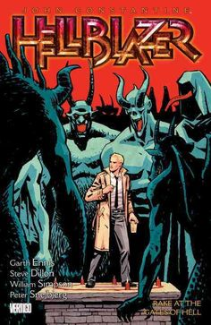 John Constantine heads towards a final showdown with a revenge-crazed Satan during a raging race riot, and in addition to desperately trying to save his dwindling number of living friends, Constantine
