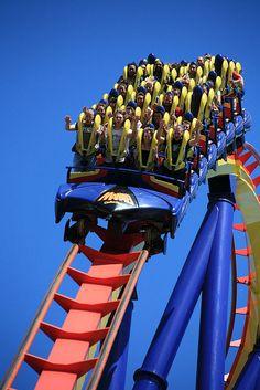 Mantis, Cedar Point, Ohio, USA