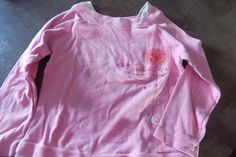 Friperie pour filles Pulls rose