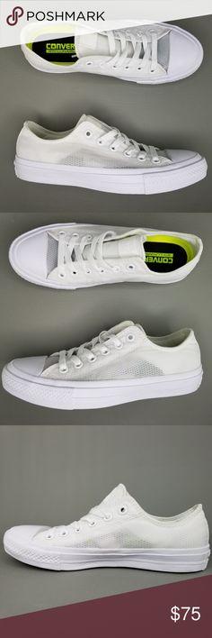 10 Gambar Converse chuck II terbaik | Sepatu, Sepatu