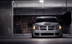 Dodge Caliber SRT4 - lurking