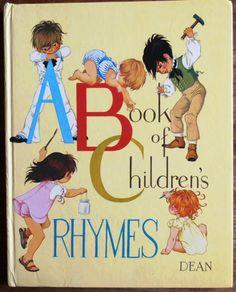 DEAN 1978 - ''ABC BOOK OF CHILDREN'S RHYMES'' -illus.  JANET & ANNE GRAHAME. JOHNSTONE | eBay