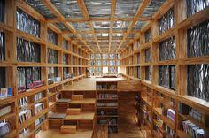 Resultado de imagen para biblioteca arquitectura interior