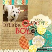 A Project by RebeccaLeighann from our Scrapbooking Gallery originally submitted 07/13/10 at 08:09 AM