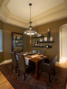 1000 images about floating shelves dining room on for Dining room shelf decorating ideas