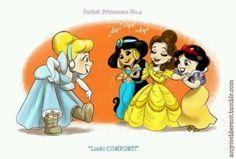 Pocket Princesses #4