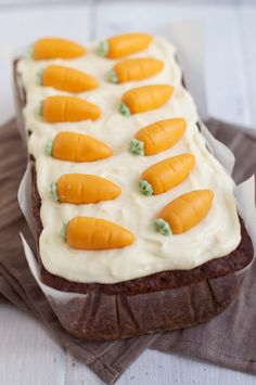 Carrot-Cake- with Orange Cream Cheese Icing