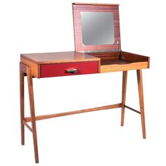 1stdibs - Ico Parisi Desk With Chair explore items from 1,700  global dealers at 1stdibs.com