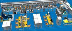 Chaine de production virtuel - fr - Siemens