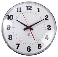 Peter Pepper Products Wall Clock