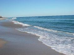Beach view from the Regency Highland Beach (Highland each, Florida)