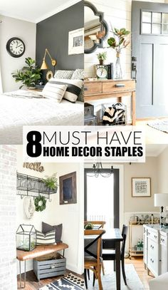 8 Of The Best Home Decor Essentials To Have On Hand