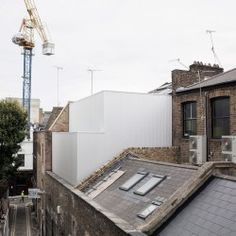 Carmody Groarke . Artist Studio . Hoxton (1)