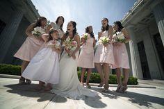Fish Eye Bridal Party