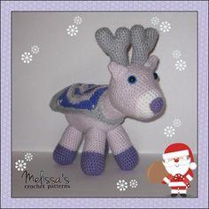 Reyna the Christmas Reindeer