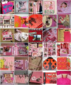 love these scrapbook ideas.
