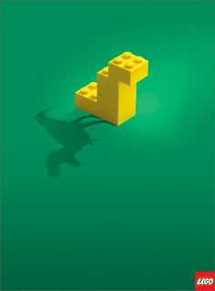Today we've been doing some archive browsing and ran across these print ads for Lego from 5 years ago. Lego is still using this playful aspect in their ads today. When playing with simplicity on your imagination the creative possibilities are endles Creative Advertising, Print Advertising, Advertising Campaign, Ads Creative, Lego Creative, Internet Advertising, Design Web, Web Banner Design, Web Banners