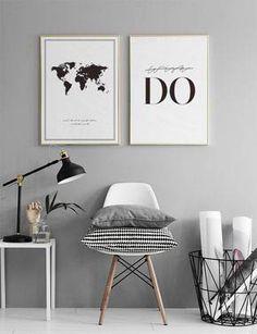 Modern Home Decor Interior Design Living Room Decor, Bedroom Decor, Decor Room, Home Decor, Minimalist Decor, Modern Minimalist, New Room, Office Interiors, Modern Interior Design