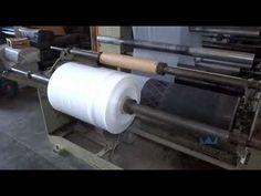 Extrusion de Film Par Gonflage Film Plastique Polyéthylène #InfoWebPlasturgie Toilet Paper, Packaging, Coil Out, Technology, Wrapping, Toilet Paper Roll