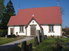 Naantalin Seurakunta: Velkuan Kirkko