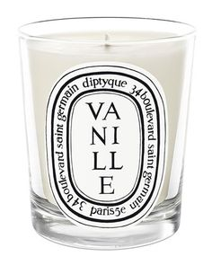 Scented Candle Vanilla, 6.5 oz.  by Diptyque at Bergdorf Goodman.