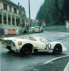 Porsche 1000 km at Spa in 1969 Porsche, Classic Race Cars, Race Engines, Road Racing, Bang Bang, Cars And Motorcycles, Autos