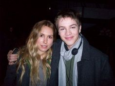 Sarah Carter & Connor Jessup