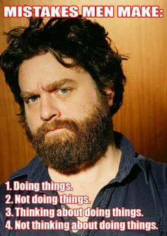 Funny pictures about The Zach Galifianakis challenge. Oh, and cool pics about The Zach Galifianakis challenge. Also, The Zach Galifianakis challenge.
