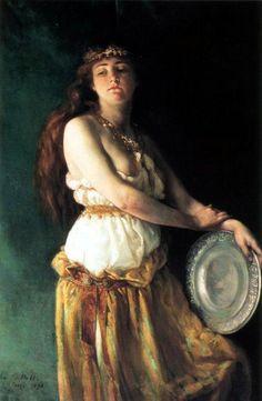 Salomé by Ella Ferris Pell (1890)