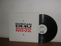 Duncan Dhu      Lp Mega Rare Vintage Spain 1991
