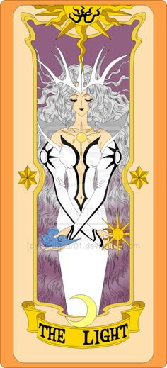 Clow Card - The Light by ~Earthstar01 on deviantART