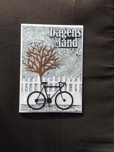Card Sketches, Masculine Cards, Stamping Up, Projects To Try, Card Making, Bicycle, Day, Blog, Bike