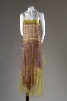 Dress, Callot Soeurs, c. 1925