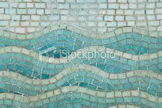 Abstract Mosaic Seascape Horizontal Royalty Free Stock Photo Easy Mosaic, Mosaic Tray, Mosaic Wall, Mosaic Glass, Mosaic Tiles, Glass Art, Mosaics, Stained Glass, Mosaic Mirrors