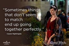 Hallmark Good Witch, The Good Witch Series, Witch Quotes, Netflix, Tv Show Casting, White Witch, Its Friday Quotes, Hallmark Channel, Motivational Words