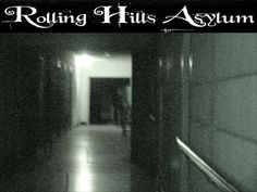 ghost photo taken in Rolling Hills Asylum, East Bethany, New York